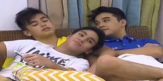 """The closeness of Pinoy Big Brother 737 housemates Kenzo Gutierrez and Bailey Thomas May has prompted netizens to label the two as """"KenLey"""" or """"Bazo""""."""