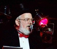 """Dr. Demento may be best known for bringing parodist """"Weird Al"""" Yankovic to national attention. In 1976, he spoke at Yankovic's school, where Yankovic gave him a self-recorded tape of comedy songs and parodies. The first song, """"Belvedere Cruisin'"""", about the family station wagon, was featured on Demento's show. Positive listener response encouraged Yankovic to record more parodies, eventually leading to a record deal and pop chart success in the 1980s."""