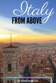 Duomo, Florence - Italy From Above: 8 Simply Stunning Views - The Trusted Traveller