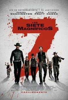 LIMA VAGA: Remake de 'Los 7 Magníficos' llega a nuestros cine...