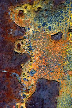 the colors of decay - Illetirres / photo on flickr