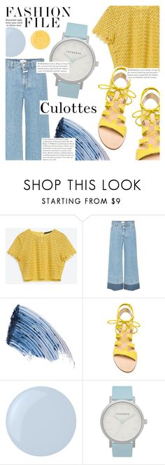 """""""Untitled #676"""" by ladybow ❤ liked on Polyvore featuring Closed, Sisley - Paris, Cornetti, Essie, The Horse, statefair and summerdate"""