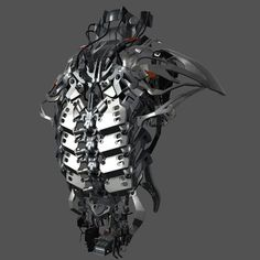 Vtuengineers site helps tech lovers to be in touch with new technology and inventions taking place in various industries Robot Concept Art, Armor Concept, Weapon Concept Art, Suit Of Armor, Body Armor, Taktischer Helm, Iron Man Armor, Iron Man Suit, Futuristic Armour