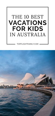 With gorgeous white-sand beaches, thrilling caves and amazing wilderness adventures, here are the 10 best vacations for kids in Australia. Beach Trip, Vacation Trips, Vacation Spots, Day Trips, Beach Travel, Best Vacations With Kids, Travel Itinerary Template, Road Trip Hacks, White Sand Beach