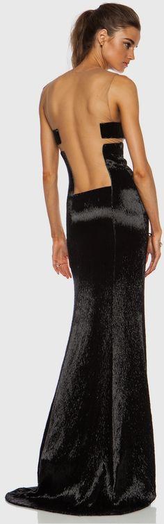 4acc1d4f034d8 112 Best Open back dresses images   Low cut dresses, Backless ...