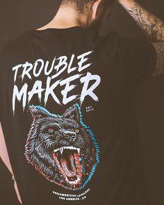 Trouble Maker - M / Black
