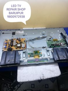 Sony Led, Tv Services, Repair Shop