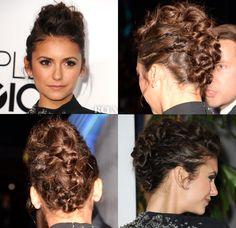 Get the Look Nina Dobrev's 'Knot-Hawk' at the People's Choice Awards