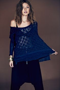 "FREE PEOPLE ""SACRED GEOMETRY"" LOOKBOOK"