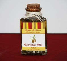 Dipping oil