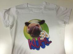 Das KUHltiges Shirt