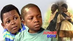 Junior Boys 1 - Aki And Pawpaw 2018 Nigerian Nollywood Comedy Movie Full HD Comedy Movies, New Movies, Movies To Watch, Movies Online, Mercy Johnson, Nigerian Movies, Laugh Out Loud, My Music, Actresses