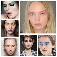 Ro&Ro Beauty Blog: Make Up Trend: Color Pop!