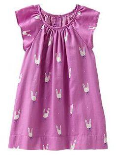 Bunny dress   Gap