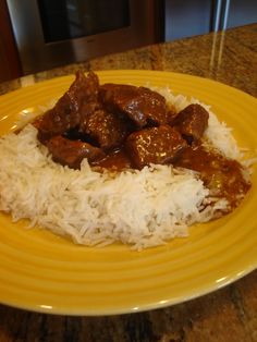 Beef Tips. changed it up according to what I had. Made it tonight. all three girls cleaned their plates (Sam even said it was her new favorite dish!) Used 1tbsp butter (no oil), used onions I already had diced up (just grabbed a handful). Didn't measure out spices (use less red pepper). Used old Pinot Noir instead of Cabernet. Used 2/3 of a bottle of Swanson beef stock & added water to almost cover beef tips. Used 1/2 cup or more of flour. Served over bowtie noodles with baked asparagus. Awesome