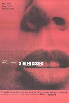 Baisers volés / Stolen Kisses - François Truffaut