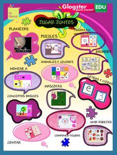 Actividades para Educación Infantil: Recursos del Gobierno de Canarias