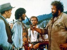 they call me trinity movie Bud Spencer, Terence Hill, Sergio Leone, Western Film, Filmmaking, Character Inspiration, Westerns, Cinema, Spaghetti