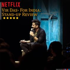 We vote for Vir to head the tourism of India. Find out why in Netflix's comedy special, Vir Das: For India. Make Up India, Comedy Specials, Stand Up Comedy, Laugh Out Loud, Comedians, Netflix, Laughter, Tourism, Entertaining