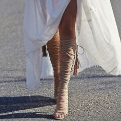 @brontekiri showing #NastyGalsDoItBetter in gladiator heels - http://www.nastygal.com/gladiator-sandals/jeffrey-campbell-advent-leather-laceup-heel?utm_source=pinterest&utm_medium=smm&utm_term=stylechat_style || Photo: https://instagram.com/p/4dqEQuia4u