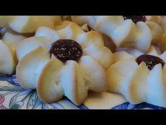 Как приготовить домашнее печенье хризантема.   How to cook homemade cookies chrysanthemum. - YouTube