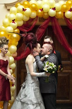 Don't Tell The Bride: The Real Story aka Mike & Becky's Mexican Wrestling Wedding