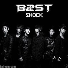BEAST - SHOCK (Limited Japan VIDEO 'A' VERSION) CD+DVD +GIft BEAST POST CARD