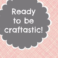 Hope you have a #craftastic week! :) #pinpals #joann