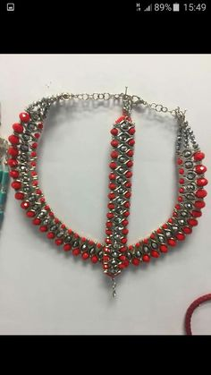 Çok güzel Ring Tutorial, Metal Beads, Ring Earrings, Jewelry Making, Jewelry Sets, Beaded Bracelets, Beaded Jewelry, Handmade Jewelry, Beaded Necklace