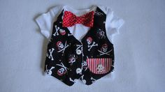Hey, I found this really awesome Etsy listing at https://www.etsy.com/listing/202970356/baby-boy-first-birthday-pirate-vest