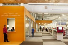 Walmart left town and so McAllen, Texas created the largest single storey library in the US (http://www.fastcoexist.com/1680126/what-to-do-with-old-walmarts-turn-them-into-libraries). Proof that our civilisation might not be doomed just yet...