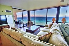 Mahana Resort #13801107 | Maui Hawaii Vacations Located on the eleventh floor, this one bedroom, one bath condo  features panoramic views of the ocean, beach and outer islands from the living room, dining area, bedroom, and lanai.