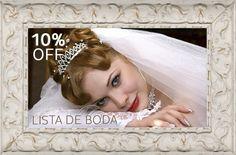 ¿Te casas en 2016? - Incrementa tu lista de bodas en un 10% con nosotros -  http://www.friso.es/es/content/35-promo-lista-bodas    #LasRozas #Madrid #wedding #listadebodas #weddingplanning