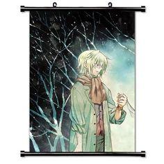 Pandora Hearts Anime Fabric Wall Scroll Poster x Inches. D Gray Man Anime, Girls Anime, Manga Girl, Pandora Hearts, Hatsune Miku, Studio Ghibli, Anime Couples, Book Art, Poster Prints