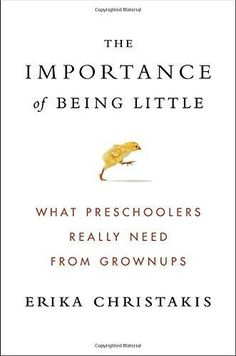 Importance of Being Little, The (Hardcover)