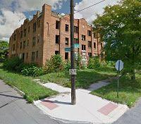LaGrande Apartments in Detroit, Michigan, USA: