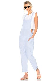 b38878bf2ab Goya Cream Crepe Knotted Front Jumpsuit