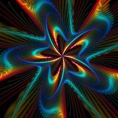Znalezione obrazy dla zapytania deviantart fractal art