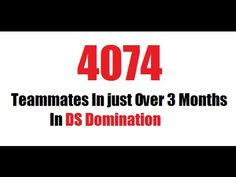 ▶ 4074 DS Domination Growth Results - Plus My 13 Year Old Has Something To Say - YouTube