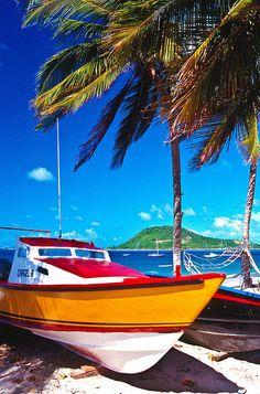 Petite Martinique. Version Voyages; www.version-voyages.fr