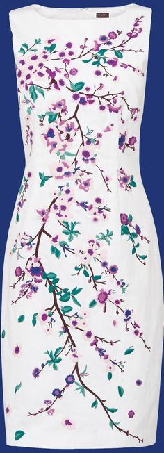 cool florals for spring and summer - article - http://www.boomerinas.com/2015/04/07/7-florals-for-spring-summer-color-your-wardrobe/