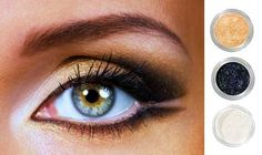 Lucky Makeup Ideas for the Chinese New Year 2016 - White and Gold 2