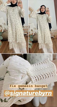 Modest Fashion Hijab, Casual Hijab Outfit, Muslim Fashion, Casual Outfits, Workwear Fashion, Fashion Outfits, Korean Girl Fashion, Instagram Outfits, Korean Outfits