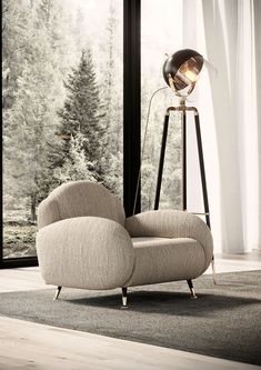 Supplying interior designers worldwide for residential and commercial projects Interior Design Lounge, Home Office Design, Luxury Furniture, Furniture Design, Small Sofa, Single Sofa, Lounge Sofa, Mid Century Furniture, Home Decor Bedroom