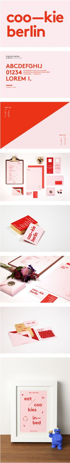 Deria Ormantzi and Sebastian Berbig, Cookie Hotel Berlin branding and design