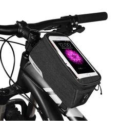 Roswheel Essential 40 L Vélo Triple 3 en 1 Waterproof Sac Set Gris Noir Cycle