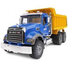 MACK Granite Dump Truck by Bruder