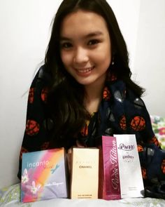 """Francine Carrel S. Diaz on Instagram: """"For the Love and Support to all our Followers, we are giving away these perfumes in collaboration with @designerscent to 5 lucky winners. -…"""""""