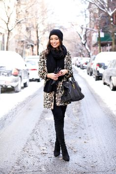 Faux fur: http://www.stylemepretty.com/living/2015/02/19/our-favorite-nyfw-street-style/