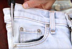 pantalones embarazada